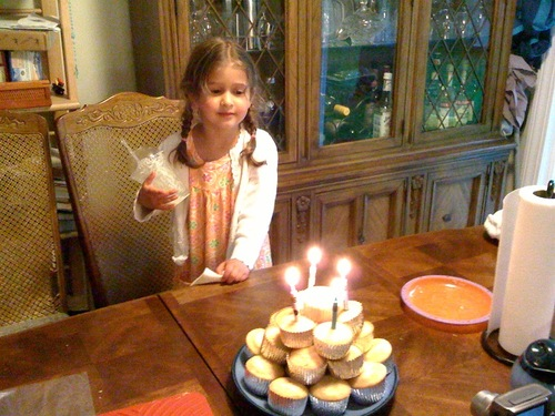 Pictures from Bella's Birthday
